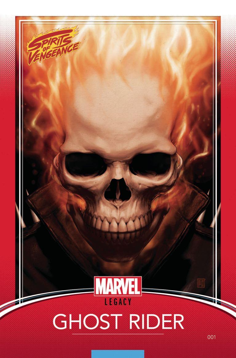 Spirits Of Vengeance #1 (Cover F John Tyler Christopher Trading Card Variant)