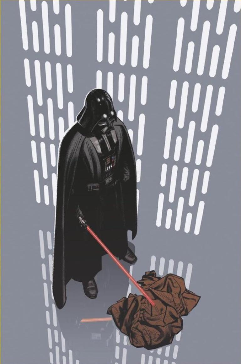 Star Wars #37 (Cover C Greg Smallwood Star Wars 40th Anniversary Variant)