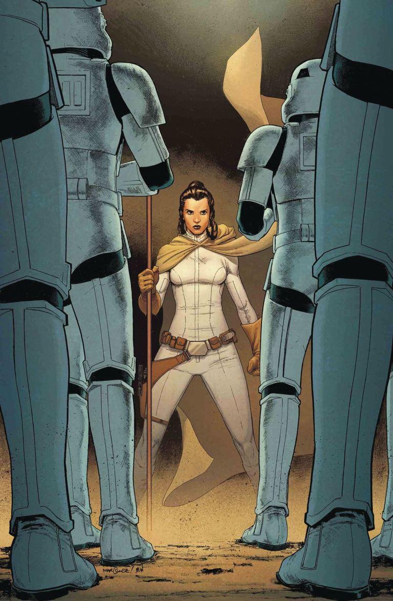 Star Wars #40 (Cover A David Marquez)