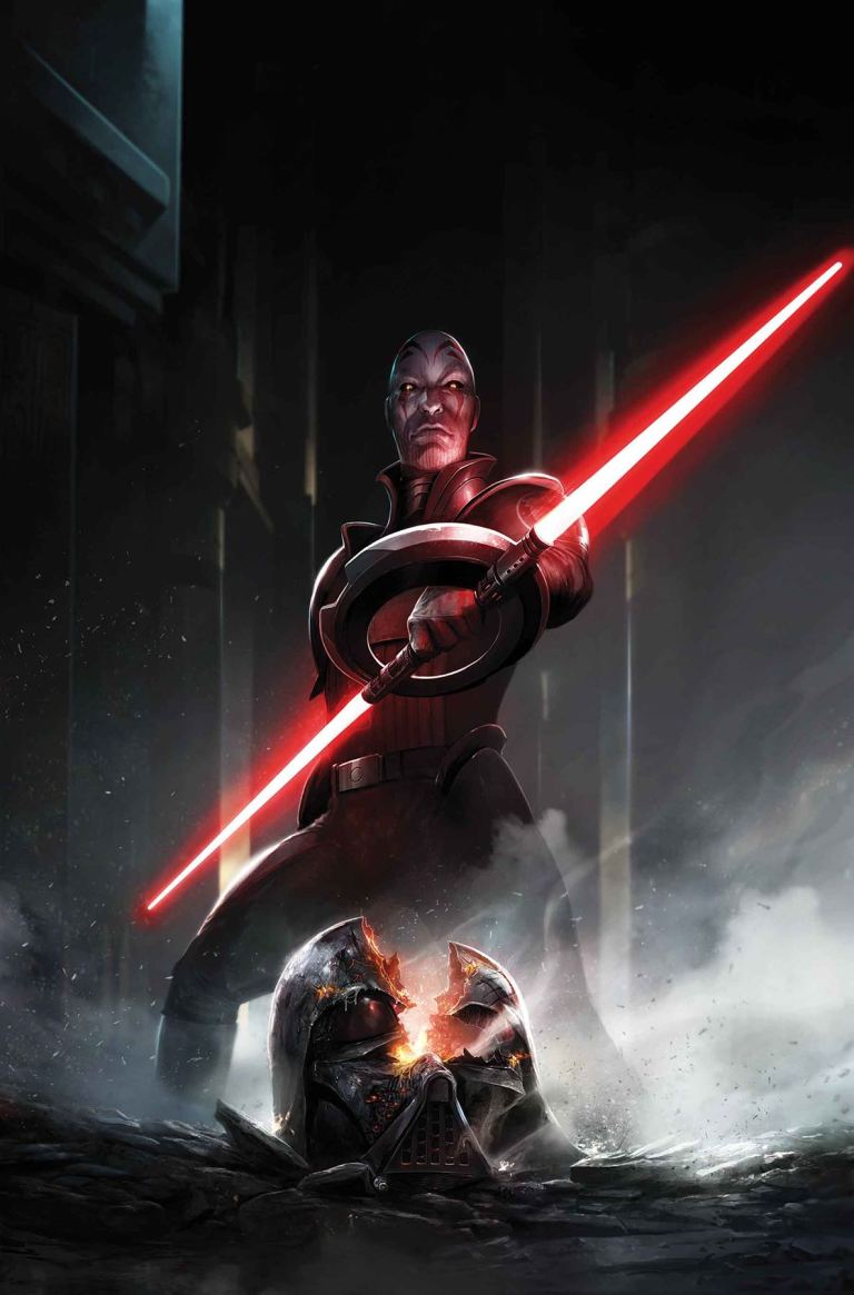 Star Wars Darth Vader #6 (Francesco Mattina Cover)