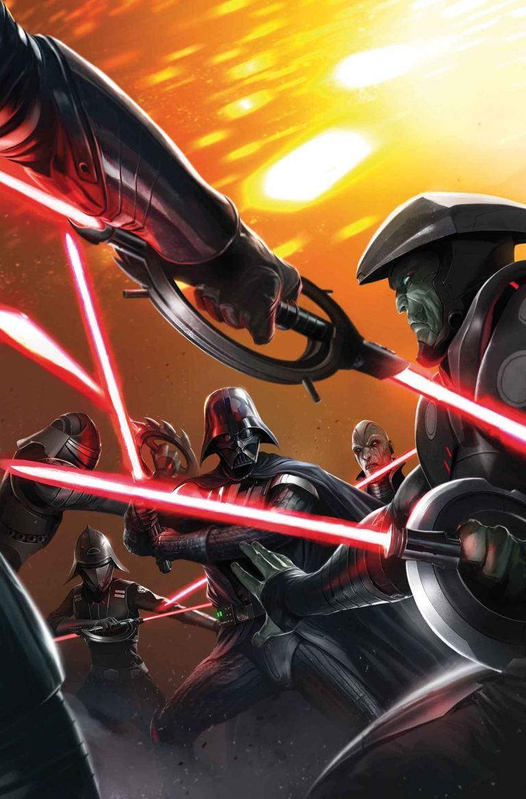 Star Wars Darth Vader #7 (Giuseppe Camuncoli Cover)