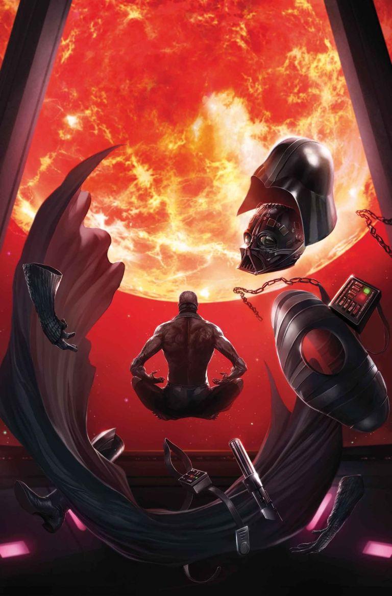 Star Wars Darth Vader #8 (Giuseppe Camuncoli Cover)
