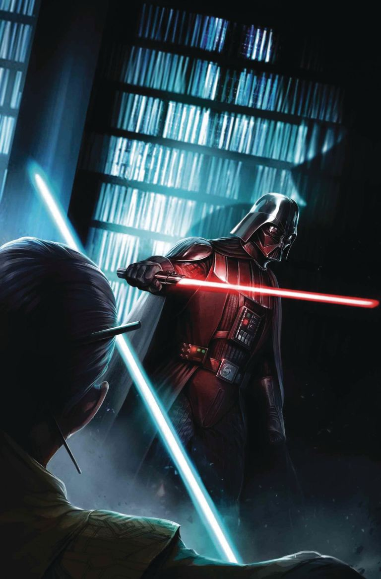 Star Wars Darth Vader #9 (Giuseppe Camuncoli & Francesco Mattina Cover)
