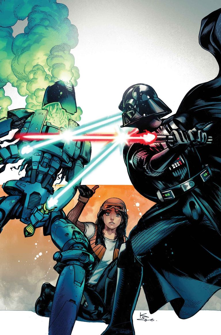Star Wars Doctor Aphra #13 (Cover A Karmome Shirahama)