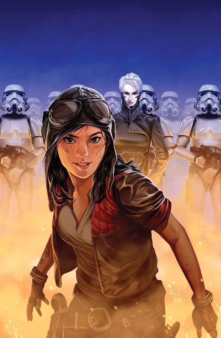 Star Wars Doctor Aphra #14 (Cover A Ashley Witter)