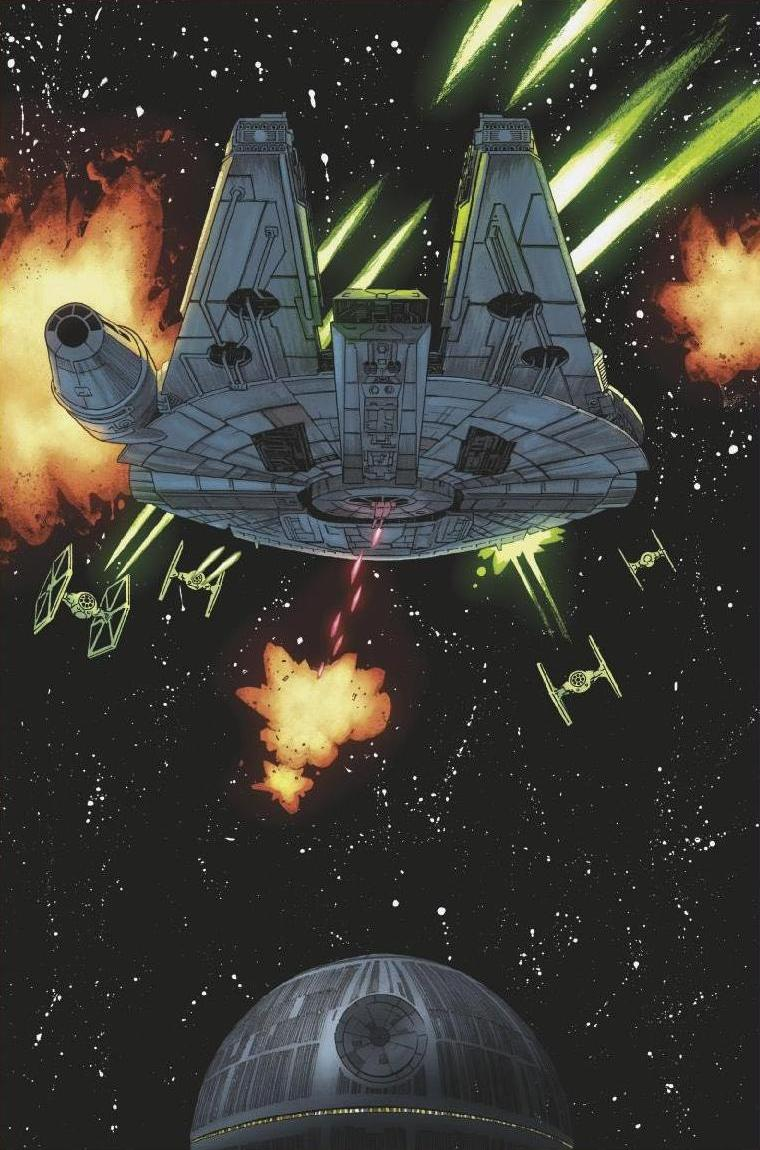 Star Wars Jedi Of The Republic Mace Windu #3 (Cover C Declan Shalvey Star Wars 40h Anniversary Variant)