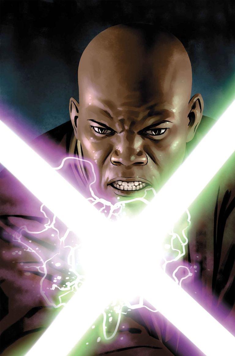 Star Wars Jedi Of The Republic Mace Windu #4 (Cover A Jesus Saiz)