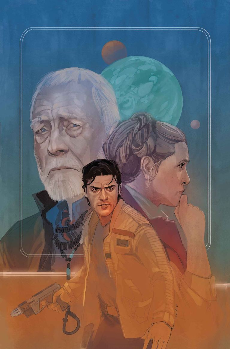 Star Wars Poe Dameron #20 (Cover A Phil Noto)