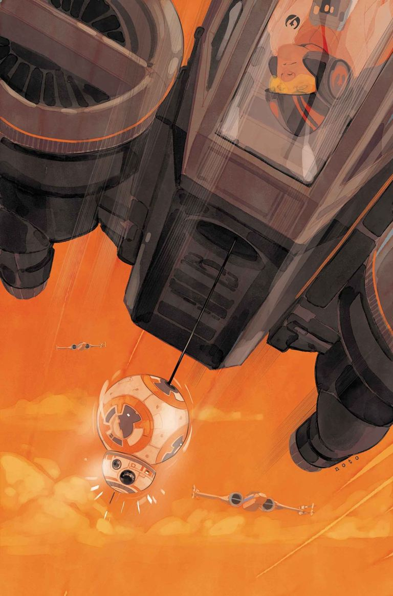 Star Wars Poe Dameron #21 (Cover A Phil Noto)