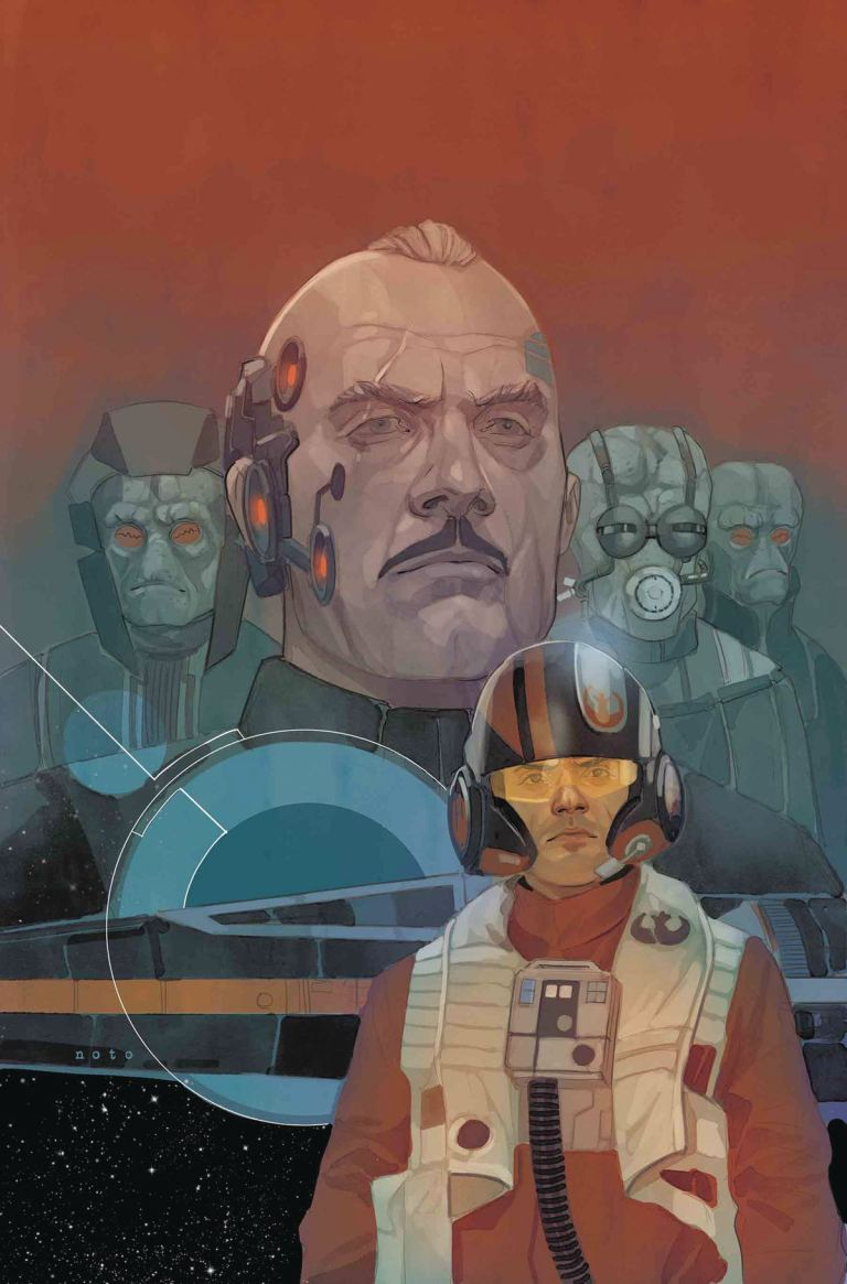 Star Wars Poe Dameron #22 (Cover A Phil Noto)