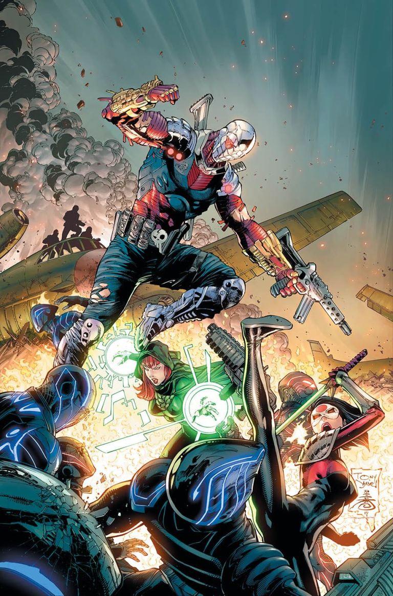 Suicide Squad #28 (Cover A Tony Daniel & Danny Miki)