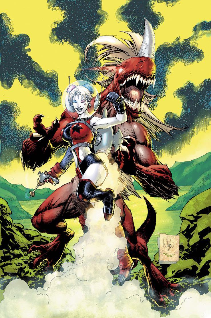 Suicide Squad #28 (Cover B Whilce Portacio)