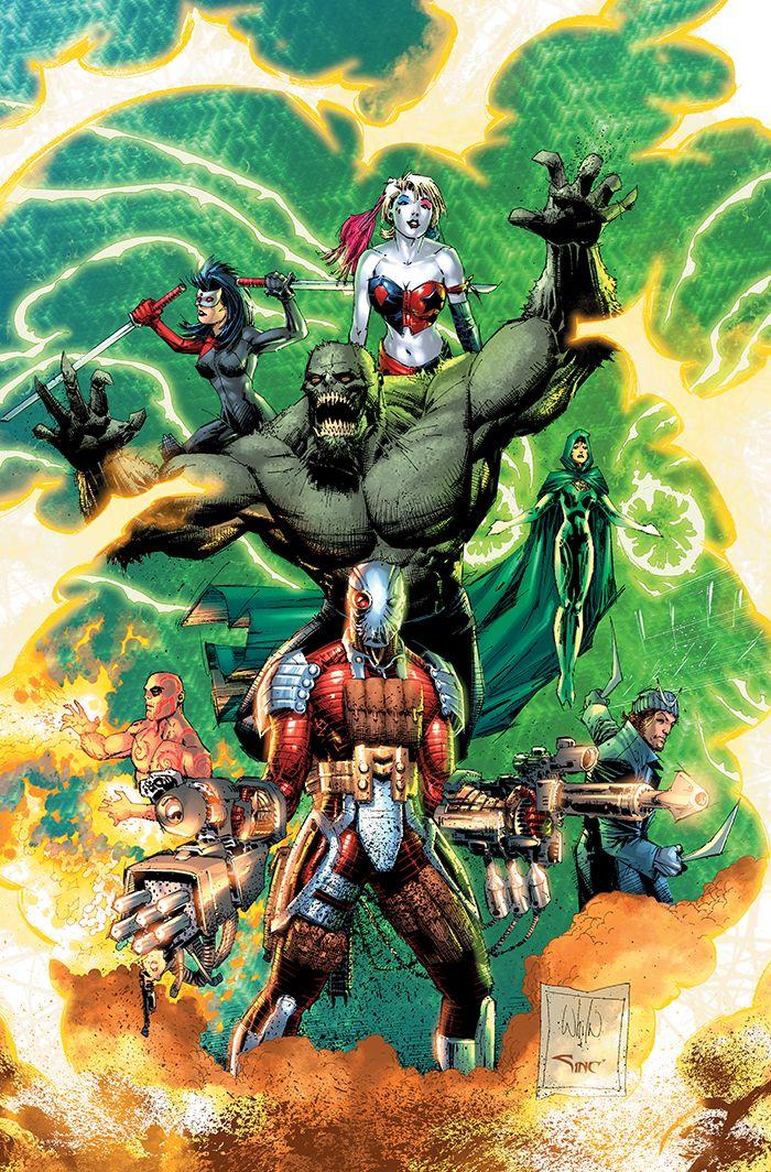 Suicide Squad #30 (Cover B Whilce Portacio)