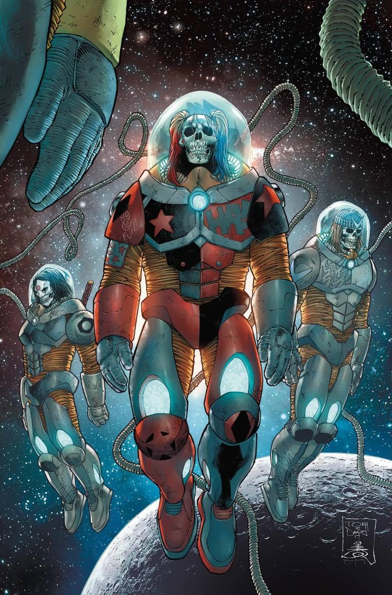 Suicide Squad #31 (Cover A Tony S. Daniel & Danny Miki)