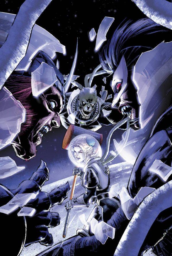 Suicide Squad #31 (Cover B Whilce Portacio)