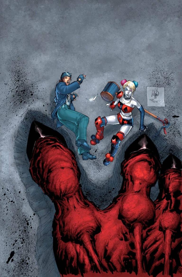 Suicide Squad #32 (Cover B Whilce Portacio)