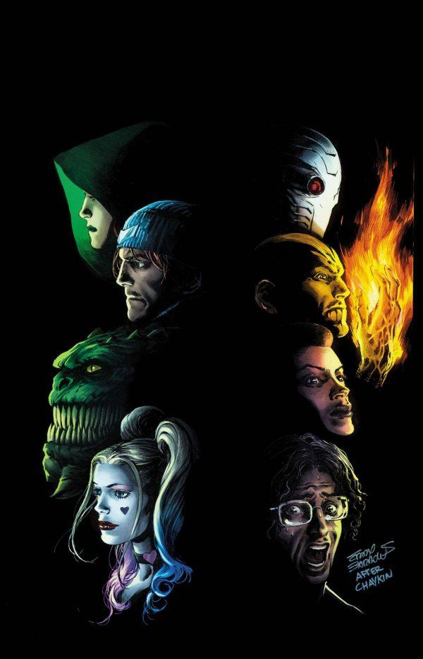 Suicide Squad #33 (Cover A Eddy Barrows)