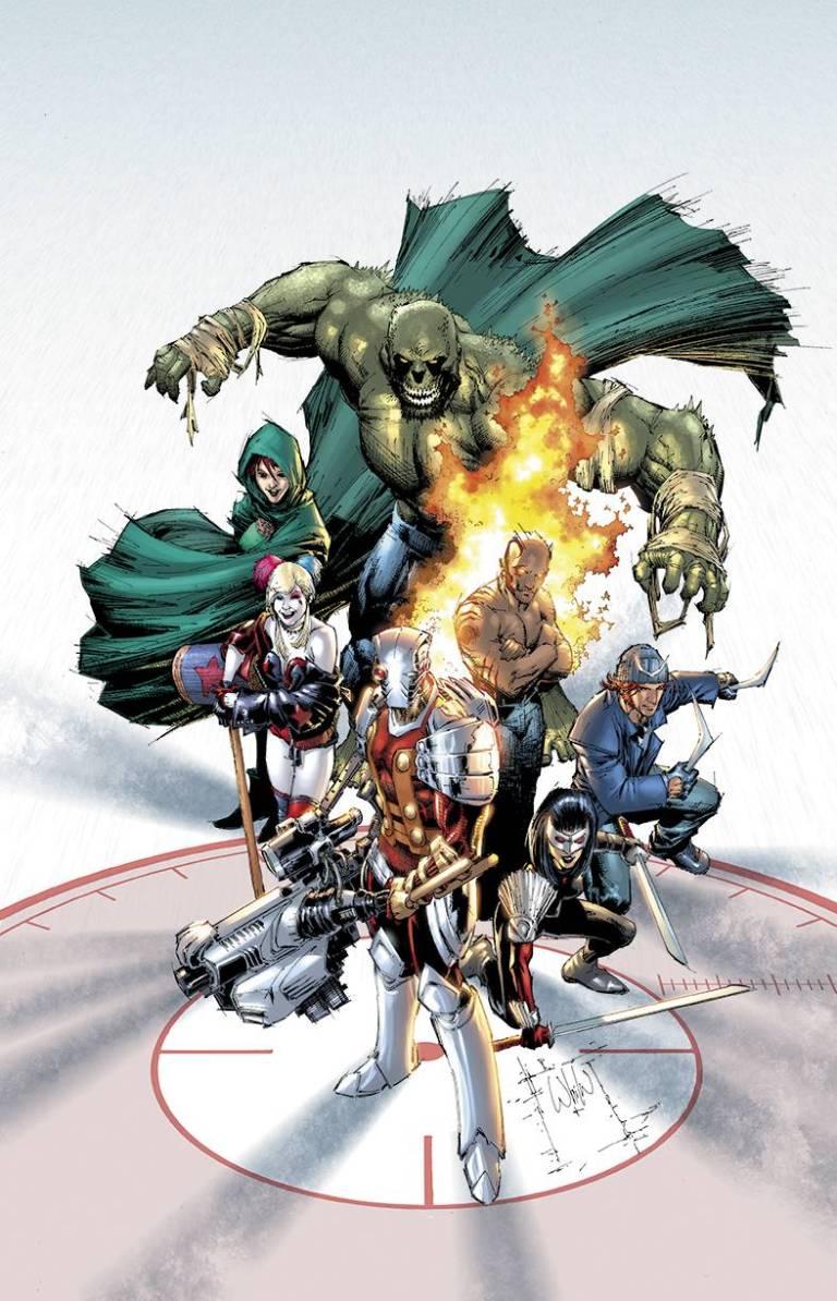 Suicide Squad #33 (Cover B Whilce Portacio)