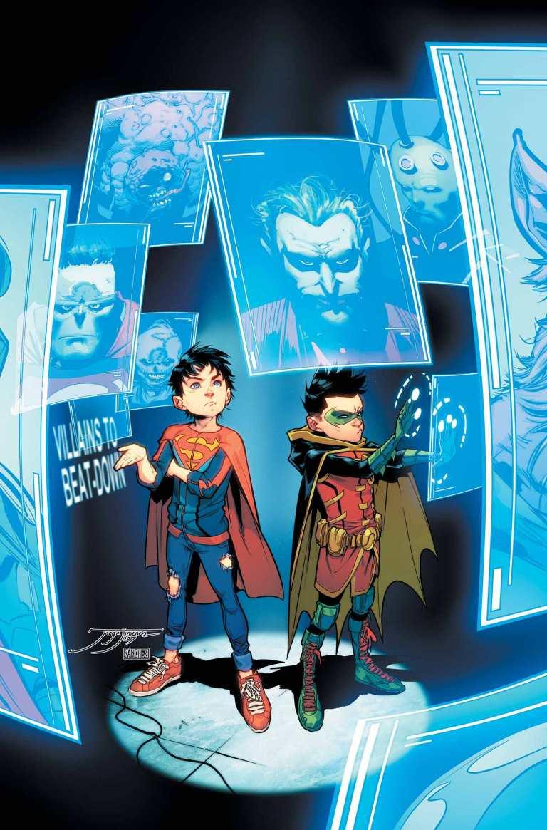 Super Sons #10 (Cover A Jorge Jimenez)