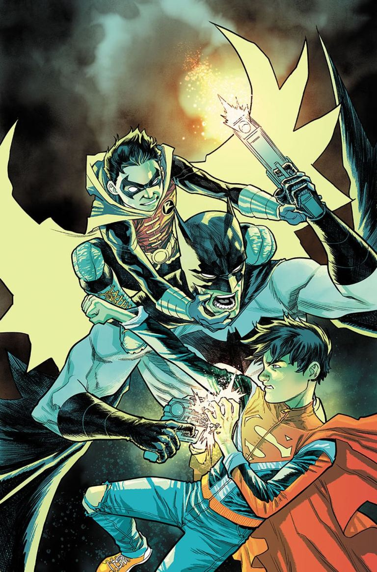 Super Sons #11 (Cover A Francis Manapul)