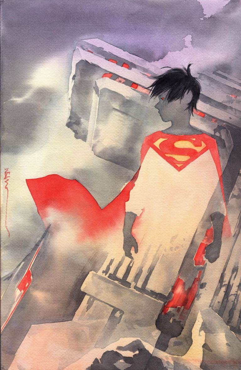 Super Sons #11 (Cover B Dustin Nguyen)