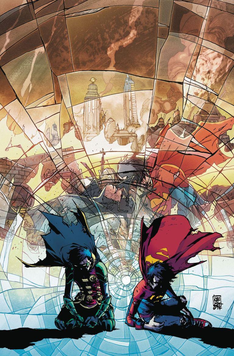 Super Sons #12 (Cover A Giuseppe Camuncoli)