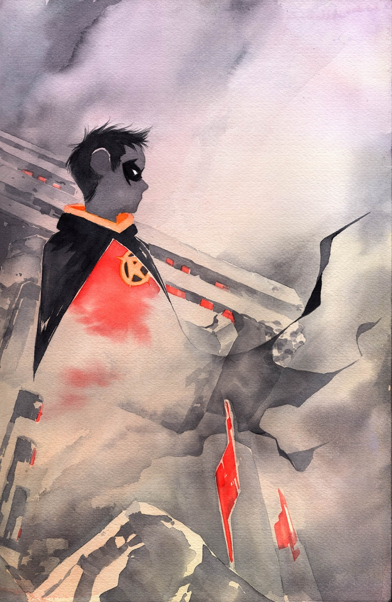 Super Sons #12 (Cover B Dustin Nguyen)