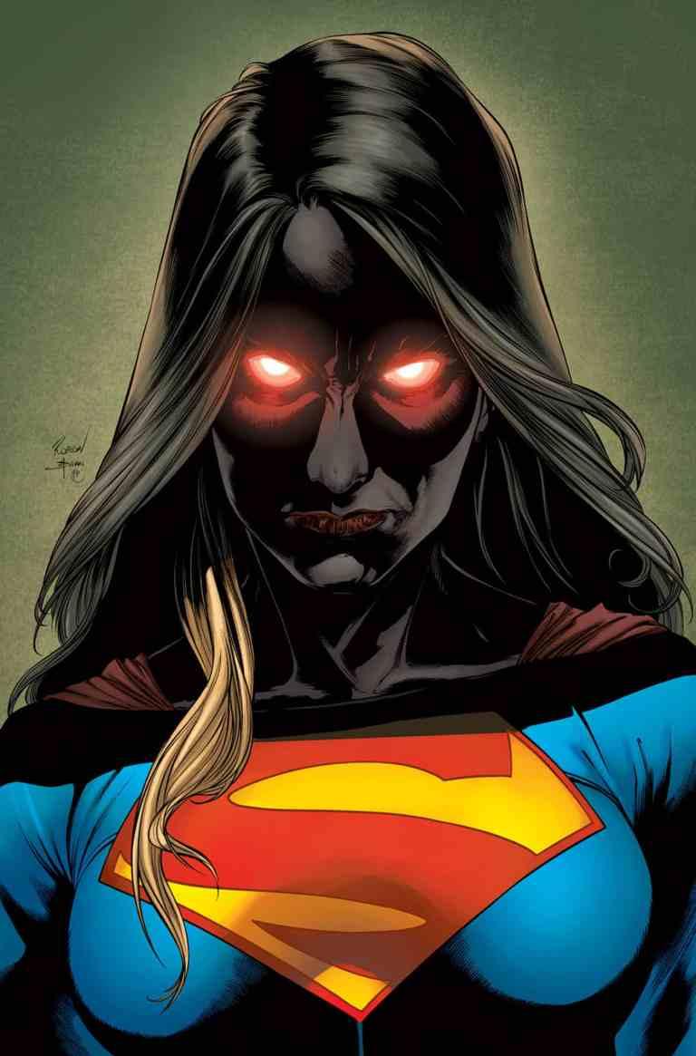 Supergirl #15 (Cover A Robson Rocha & Daniel Henriques)