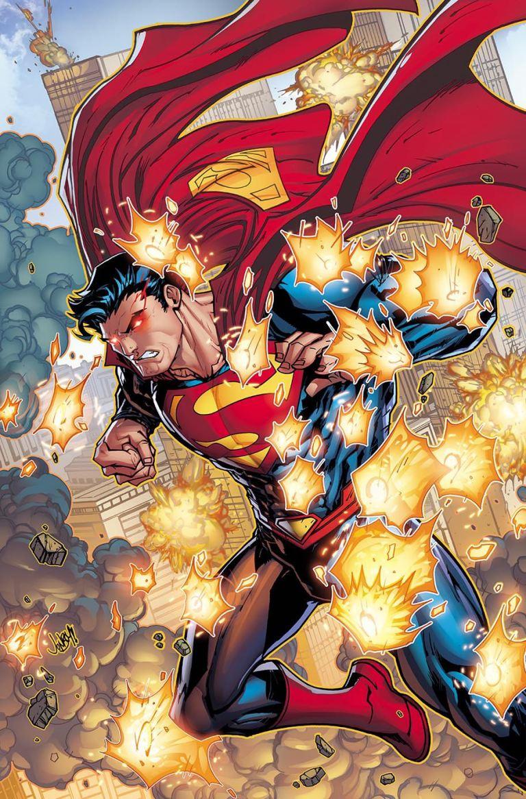 Superman #32 (Cover B Jonboy Meyers)