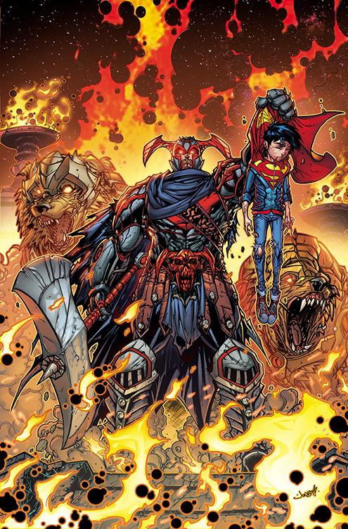 Superman #33 (Cover B Jorge Jimenez)
