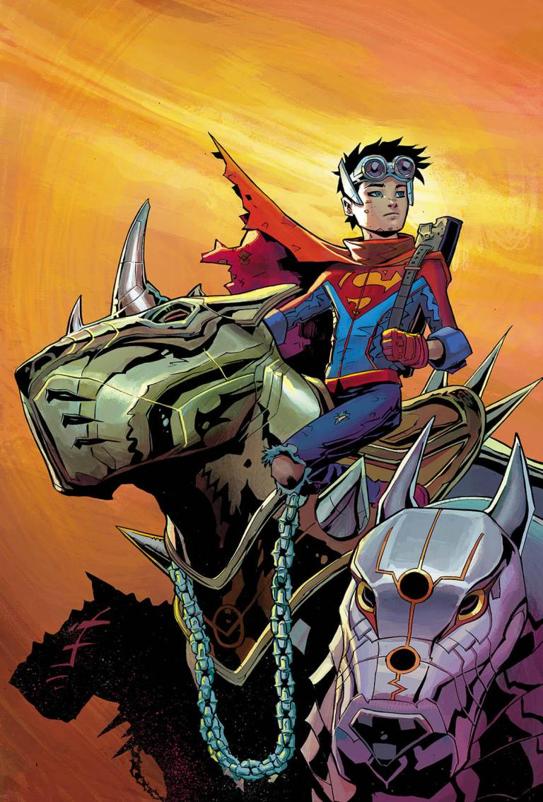 Superman #35 (Cover A Patrick Gleason)