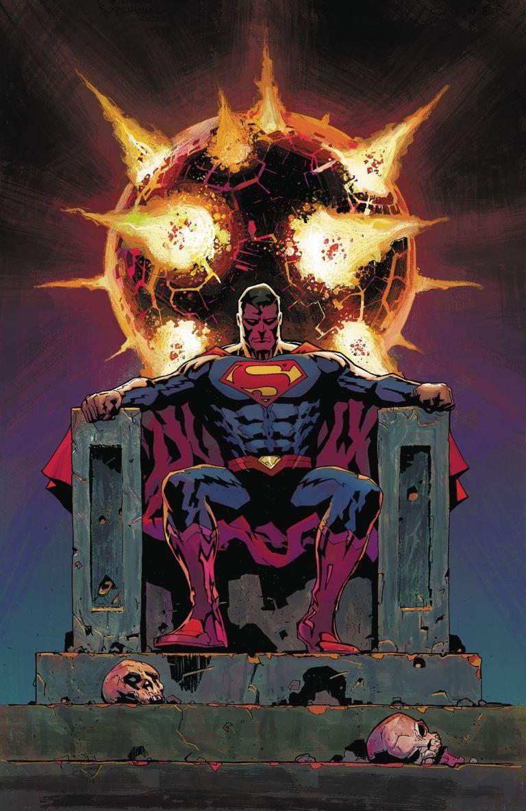 Superman #36 (Cover A Patrick Gleason)