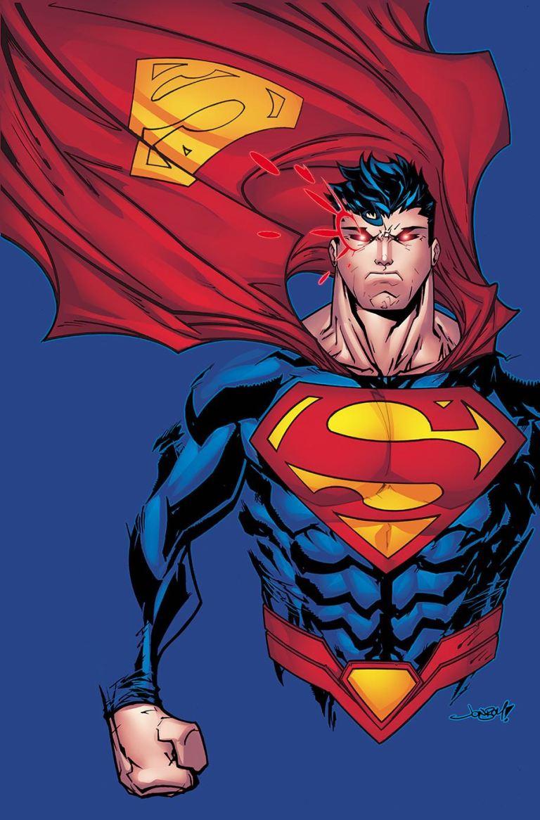 Superman #36 (Cover B Jonboy Meyers)