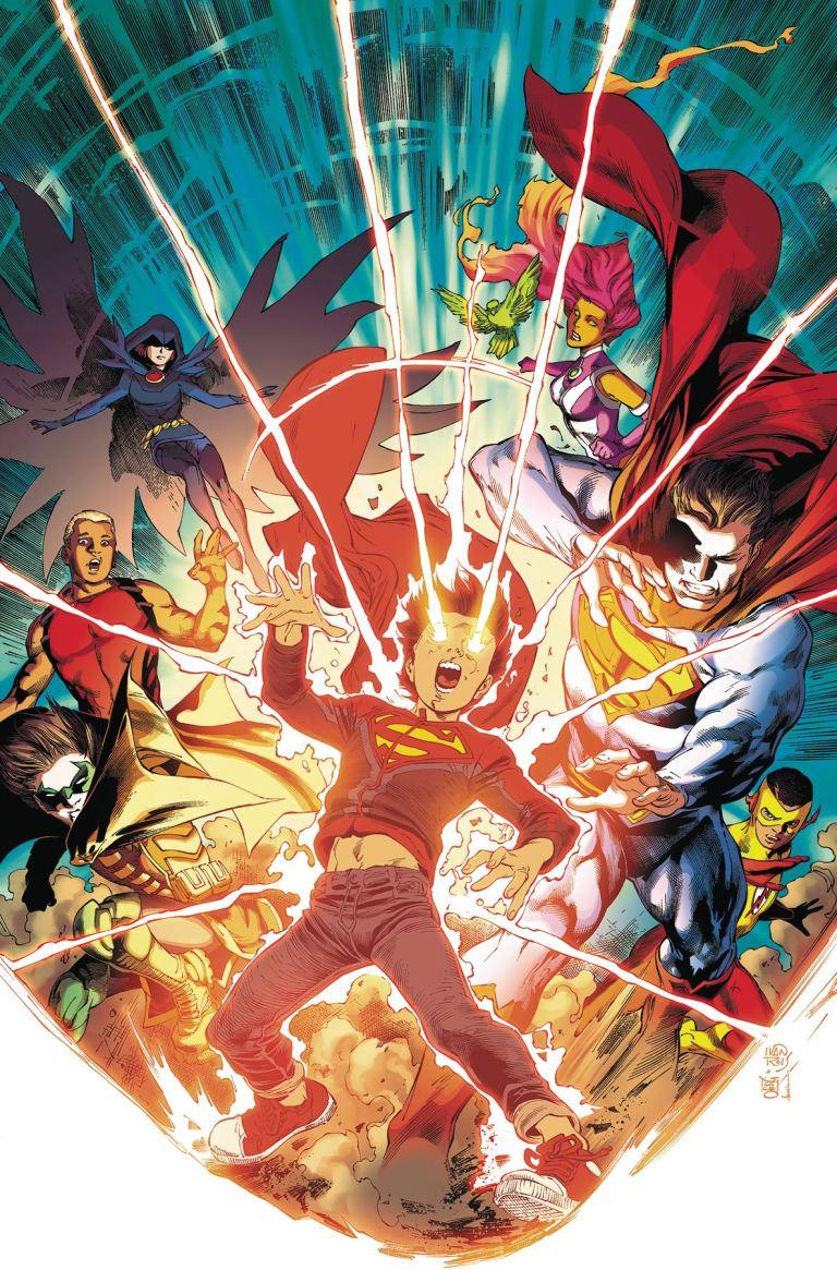Superman #37 (Cover A Patrick Gleason)