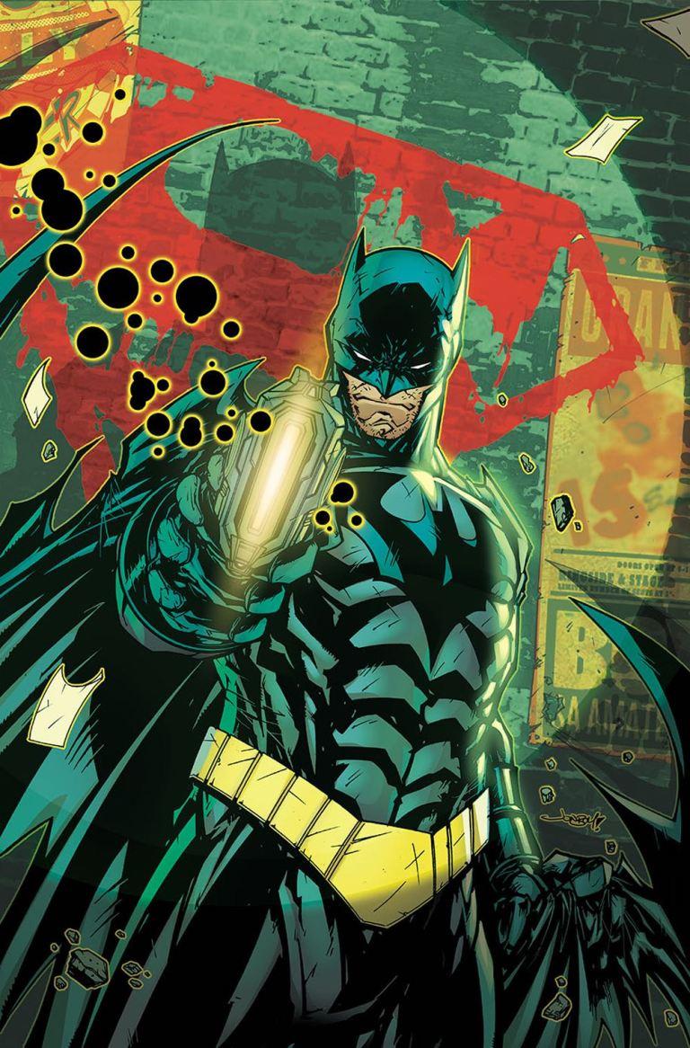 Superman #37 (Cover B Jonboy Meyers)