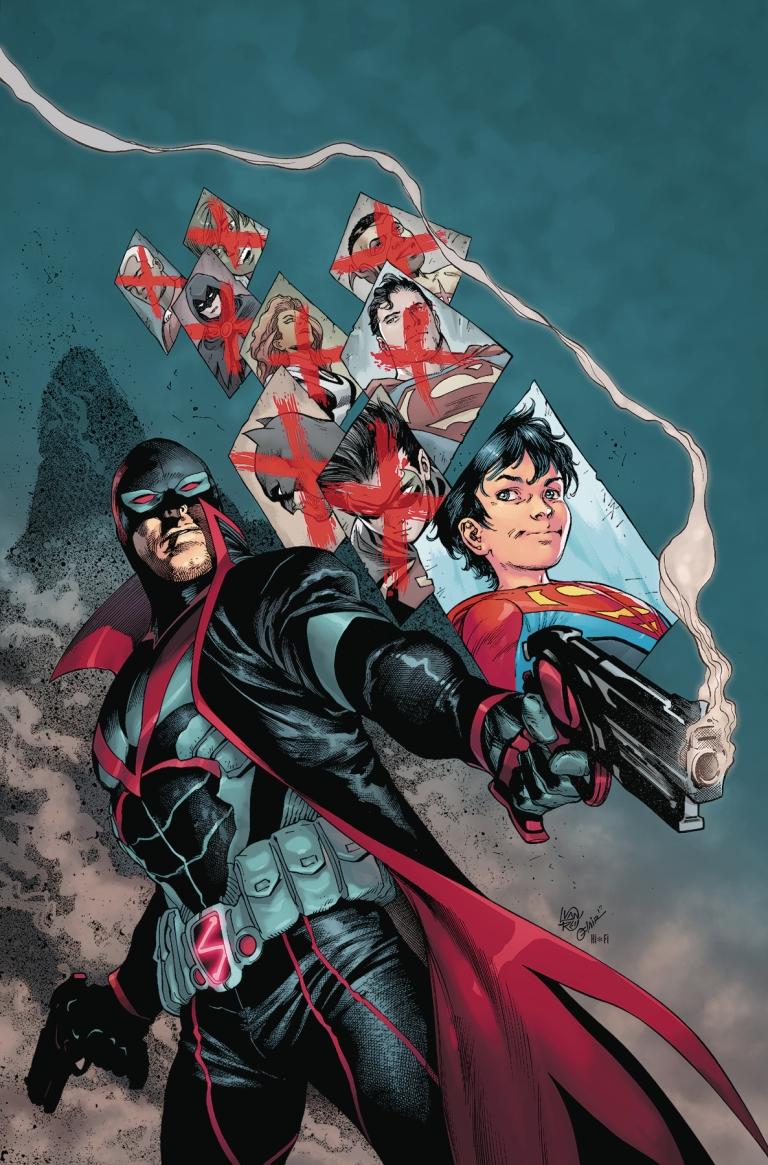 Superman #38 (Cover A Ivan Reis & Oclair Albert)