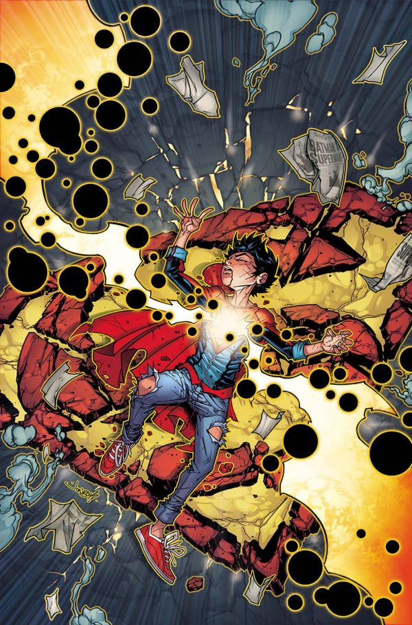 Superman #38 (Cover B Jonboy Meyers)