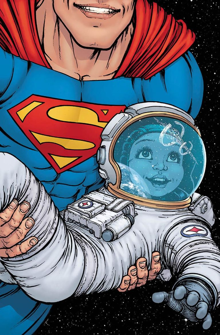 Superman #39 (Cover A Chris Burnham)