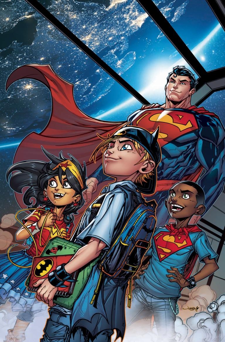 Superman #39 (Cover B Jonboy Meyers)