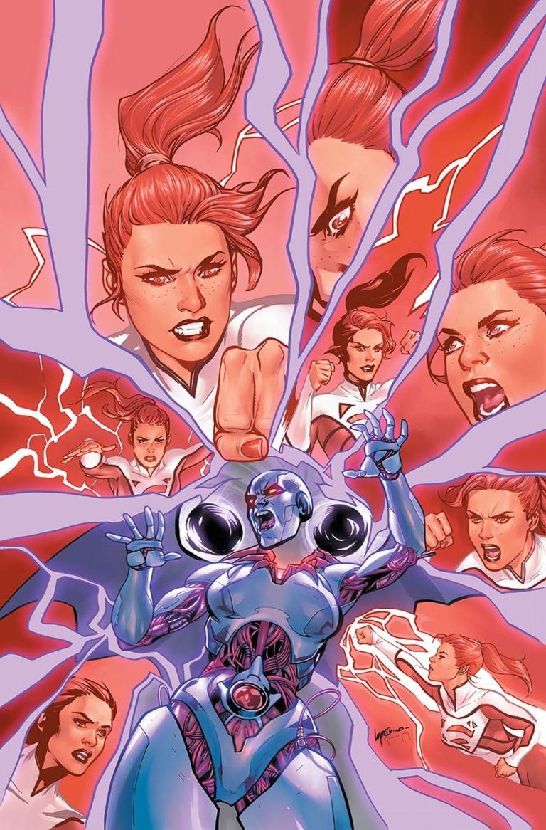 Superwoman #17 (Cover B Emanuela Lupacchino)