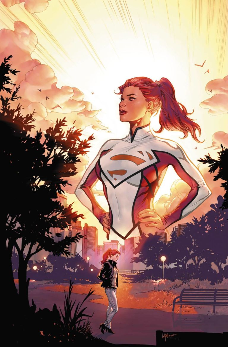 Superwoman #18 (Cover B Emanuela Lupacchino)