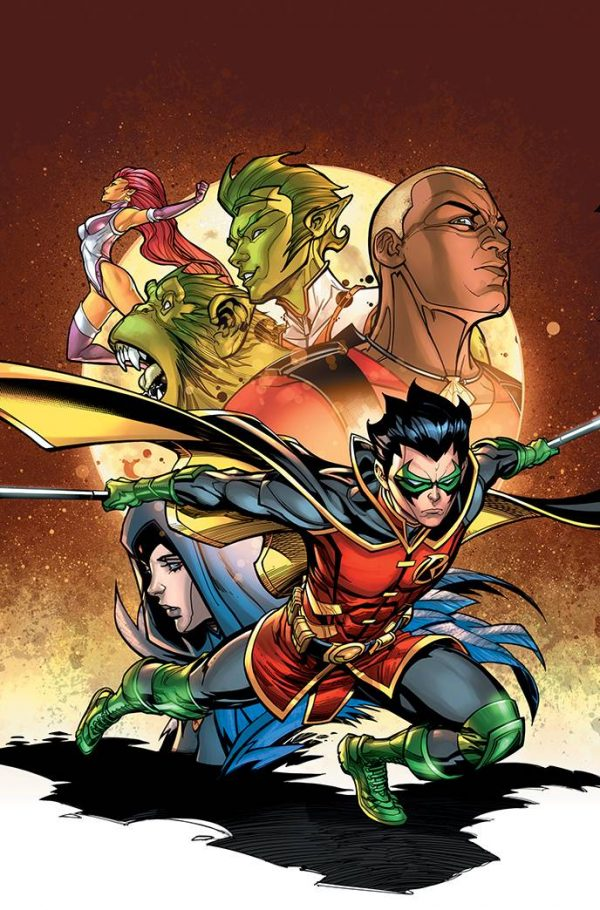 Teen Titans #14 (Cover B Chad Hardin)