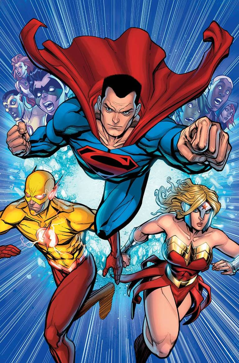 Teen Titans #15 (Cover B Chad Hardin)