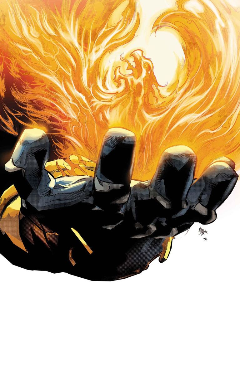 Thanos #12 (Mike Deodato Jr. Cover)