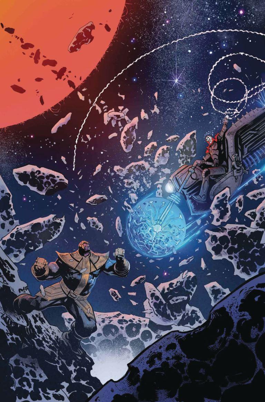 Thanos #14 (Cover A Geoff Shaw)
