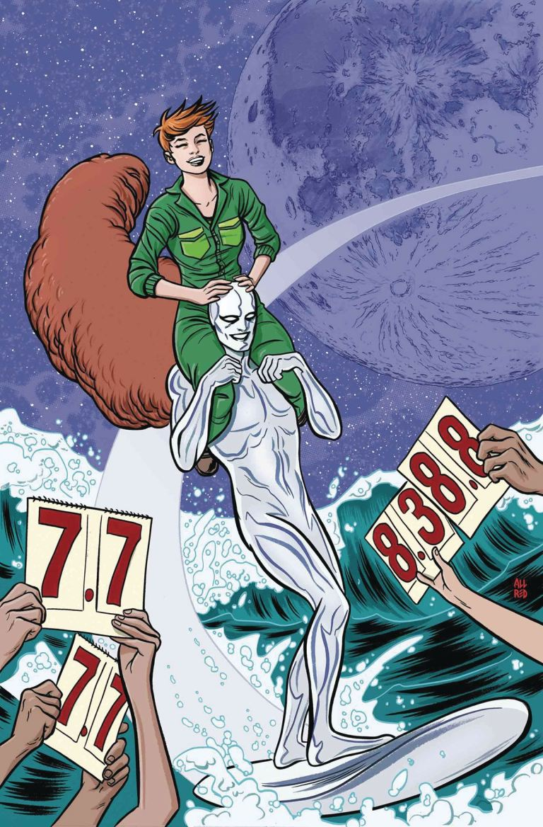 Unbeatable Squirrel Girl #27 (Cover D Mike Allred & Laura Allred)