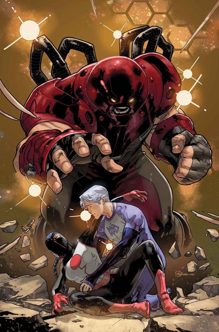 Uncanny Avengers #29 (R. B. Silva Cover)