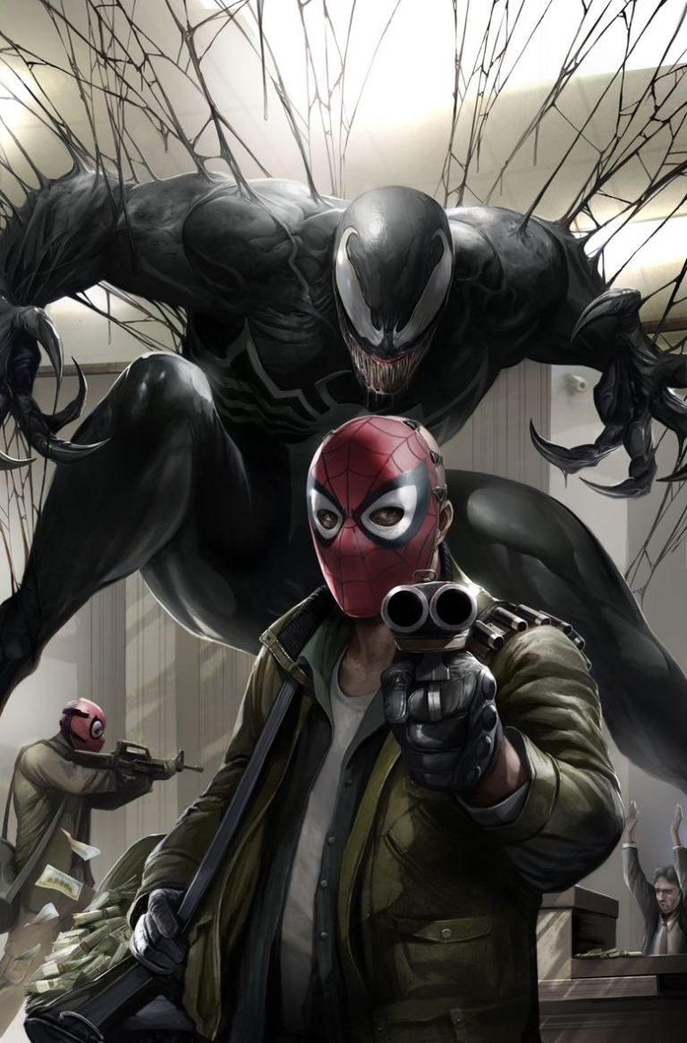 Venom #155 (Cover B Francesco Mattina)