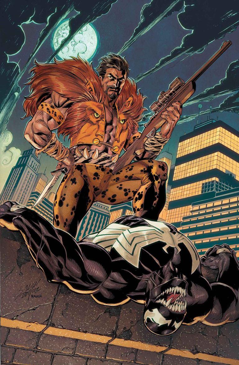 Venom #157 (Mark Bagley Cover)