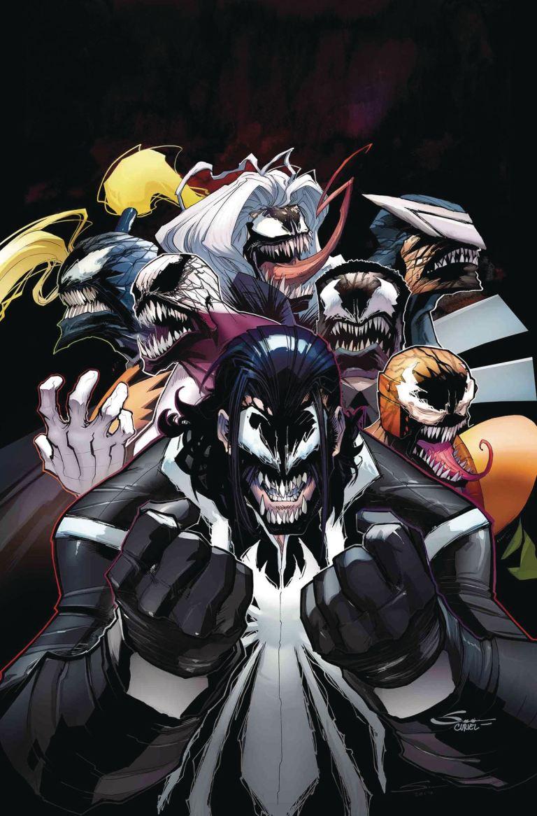 Venom #159 (Cover A Gerardo Sandoval)